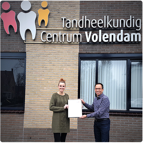 TCV is ISO 9001 gecertificeerd